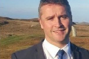 Western Isles MP Angus MacNeil is concerned about the impact of a hard Brexit on Island companies.
