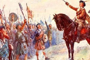The '45 rebellion was a pivotal time for the clan system and marked the end of traditional clanship.