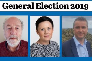 The current candidates standing for the Na h-Eileanan constituency in the General Election is Neil Mitchison for the  Scottish Liberal Democrats;  Alison  MacCorquodale for Scottish Labour and SNP candidate Angus MacNeil.