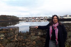 Jennifer Ross will be fighting for the Western Isles seat at the General Election for the Scottish Conservatives.
