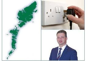 The Comhairle's Sustainable Development Chairman, Donald Crichton, is supporting the principles of the Local Electricity Bill.