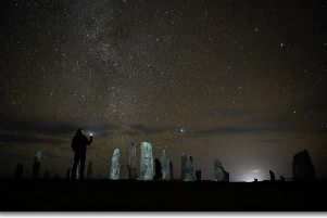 Callanish and the Cosmos by Scott Davidson.