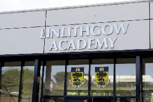 Picture Michael Gillen. Linlithgow Academy.