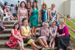 Can't get distaff these days ... It's Ladies' Day at Kelso Races this Sunday.