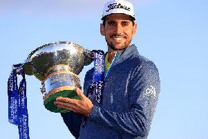 Rafa Cabrera Bello is gutted at missing out on a Ryder Cup pick