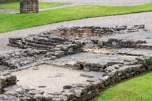 A new project was granted �150,000 of funding in July 2016 from Creative Europe to develop cutting-edge technology which will revolutionise the visitor experience at the Antonine Wall, in Central Scotland. The Wall is part of the Europe wide 'Frontiers of the Roman Empire World Heritage Site' and the project will see Scottish, German and Austrian partners working together to create a mobile app platform and exciting new visitor content. 'A general view of Bearden Bath-House, Antonine Wall. The well preserved remains of a bath-house and latrine, built in the 2nd century AD to serve a small fort.'Pic courtesy of Historic Environment Scotland - please credit.