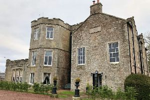 Shieldhill Castle Hotel has closed its doors following financial difficulties