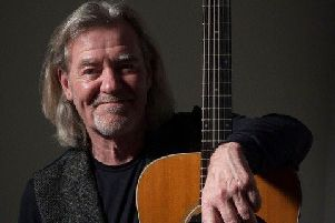 On Friday February 1st, Jed Grimes is the guest at the Rolling Hills Folk Club in Darnick.'Jed is from the north-east of England, a true Geordie, and was a member of the folk-rock band Hedgehog Pie during his formative years in the 1970s.
