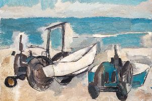 A new exhibition at The Granary Gallery explores how a Russian artist ended up residing in Berwick-upon-Tweed for 6 years and how this time impacted on his life and artistic practice.''Kirill Sokolov: A Russian Painter in Northumberland opens at Granary Gallery on Saturday 2nd February. It tells the story of artist Kirill Sokolov who was born in Moscow in 1930 just as his homeland was being transformed by the fearsome establishment of Stalin's Socialism.
