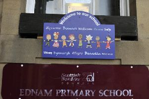 Ednam Primary School.