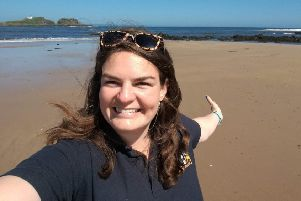 Catherine Gemmell will share her love of the marine environment in her talk in Galashiels.