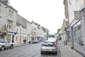 Bridge Street has been highlighted as an area of concern by Kelso Community Council.