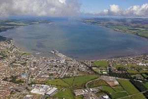 Hopes are high that some of the Deal's funds will used to get the Stranraer Waterfront upgrade project underway
