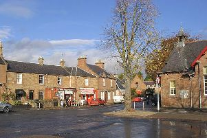 St Boswells is in the top 10 best places to live in the Scottish Borders, according to this weekend's Sunday Times newspaper.
