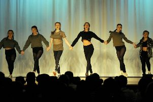 Denny High prides itself on its dance academy but the gran said their should be more choice in academic subjects