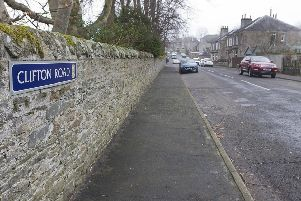 Clifton Road, Selkirk.