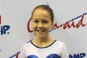 Rebecca Swan was thrilled to qualify for Coventry finals