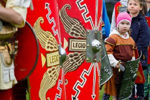 Events like Roman Day have helped draw the wider population to attractions such as Kinneil House and Museum - but how these and other key local assets will be funded and managed in future is causing concern.