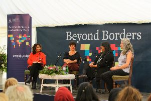 The Beyond Borders International Festival (BBIF) returns to Traquair House on August 24-25.'The annual festival examines big issues through literature, debate, exhibitions and film.