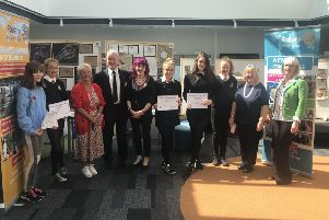 The first round of the local Rotary Young Artist competition was held at Kelso High School