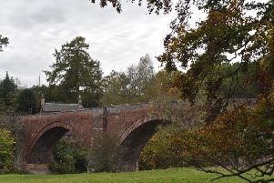 Lowood Bridge, near Melrose.