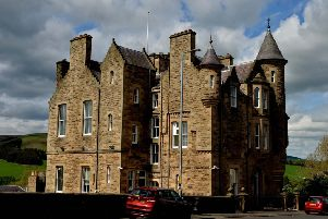 Selkirk Sheriff Court.