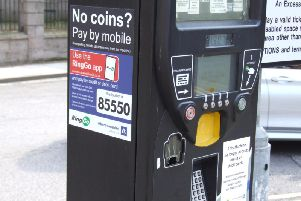 Cash payments will continue to be accepted in Pay and Display car-parks along with contactless and chip card payments, as well as ticketing via the RingGo mobile app