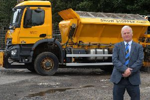 Hawick and Hermitage councillor Davie Paterson is unhappy about changes being planned to gritting arrangements.