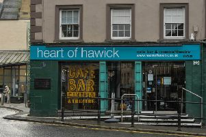 The Heart of Hawick.