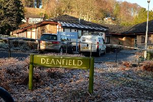 Deanfield in Hawick.