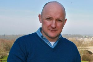 Calum Kerr will contest the Berwickshire, Roxburgh and Selkirk seat at the next general election.