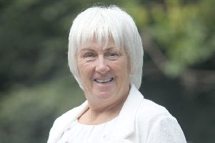 Marion Short, vice-chair of Hawick Community Council.