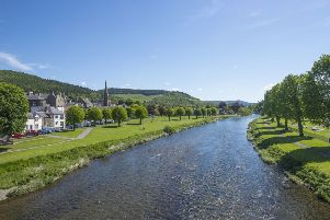 The Tweed Valley Tourism BID will look to create a Tweed Canoe Trail.